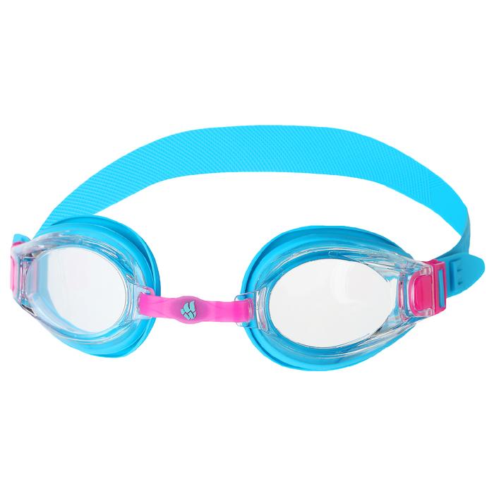 Очки для плавания детские Bubble, Blue M0411 03 0 04W