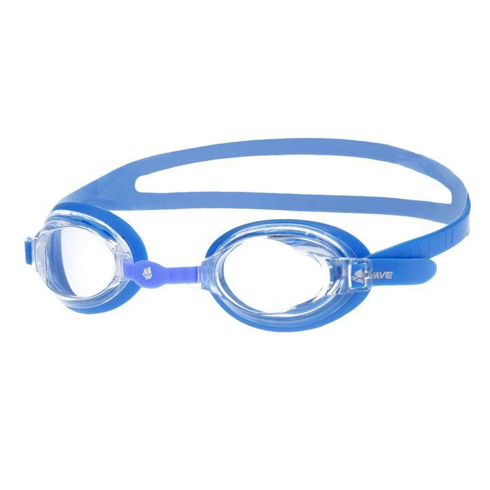Очки для плавания юниорские Stalker, цвет голубой