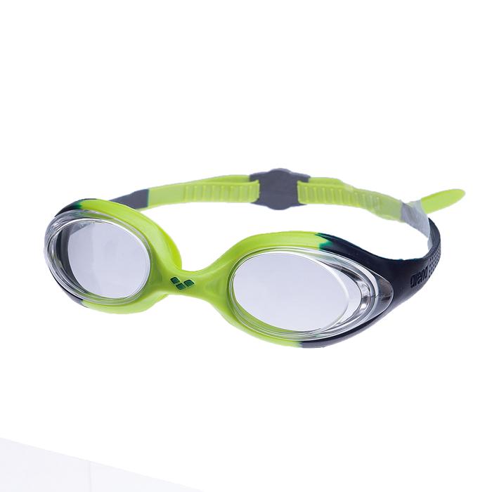 Очки для плавания детские ARENA Spider Jr, прозрачные линзы
