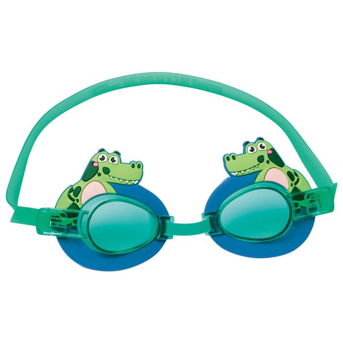 Очки для плавания Character Goggles в ассортименте, от 3 лет (21080)