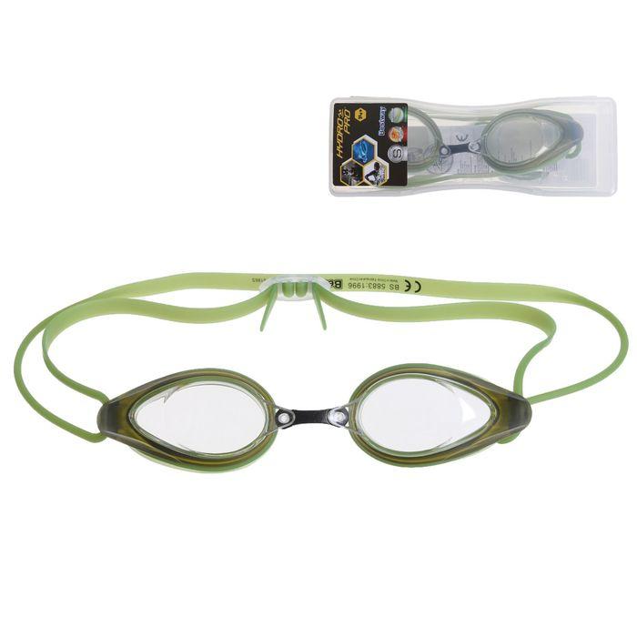 Очки для плавания Razorlite Race, для взрослых, от 14 лет, цвет МИКС Bestway