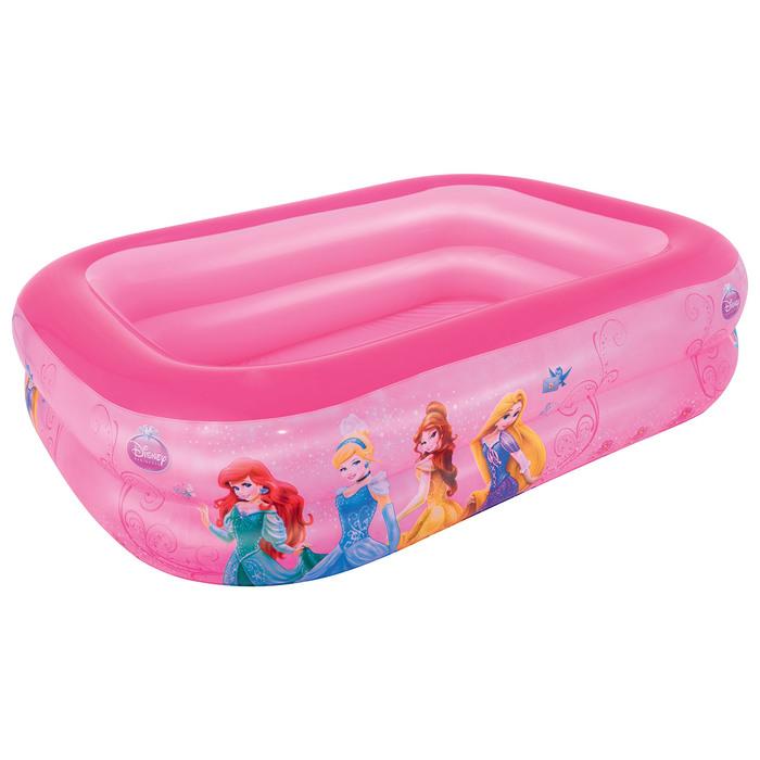 Бассейн надувной семейный Princess, 201 х 150 х 51 см, 450 л