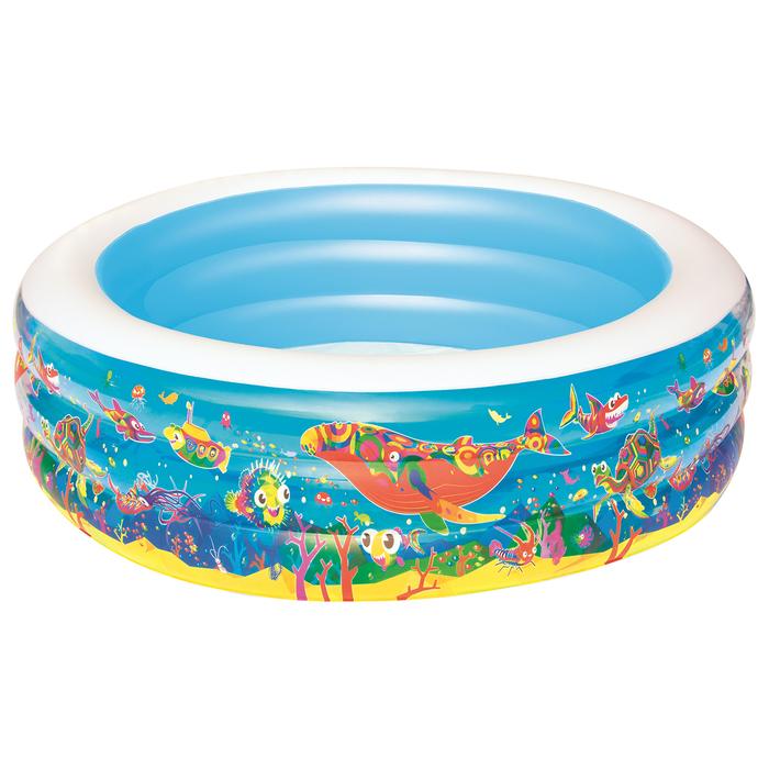 Бассейн надувной Bestway Подводный мир (51122)