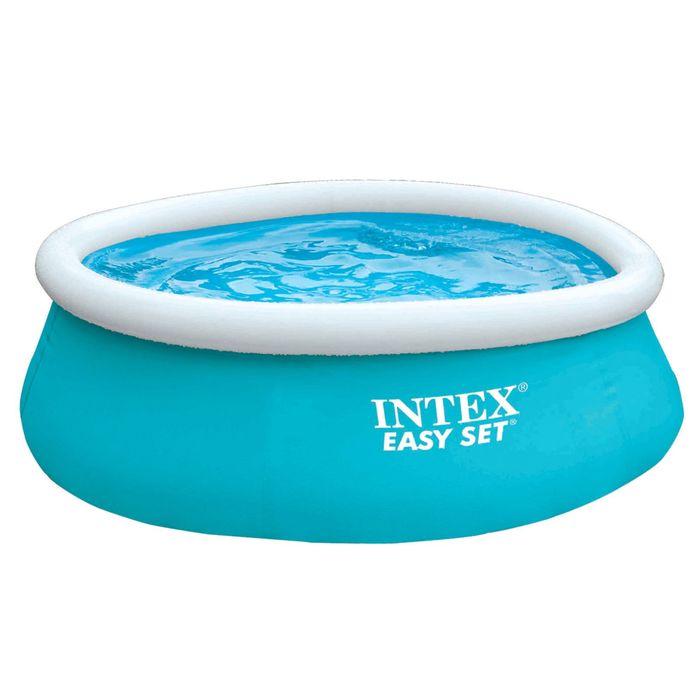 Бассейн надувной Intex Easy Set (28101)