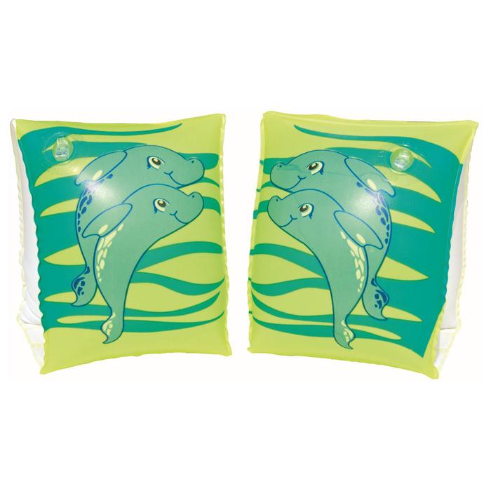 Нарукавники для плавания «Фрукты», 23 х 15 см, 3-6 лет, цвет МИКС Bestway