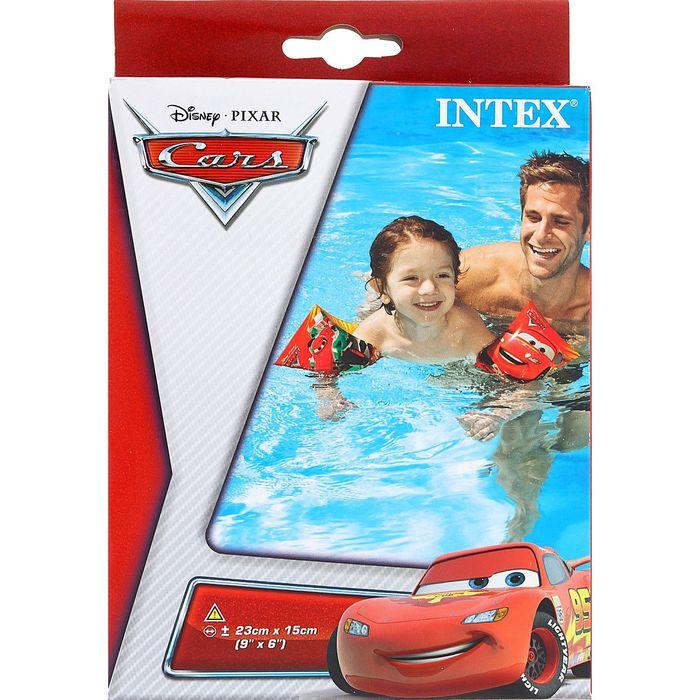 Нарукавники Intex «Тачки» (56652NP)