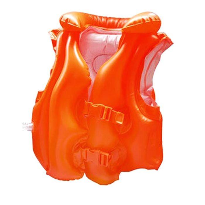 Жилет надувной «Делюкс», 50х47 см, от 3-6 лет 58671NP INTEX