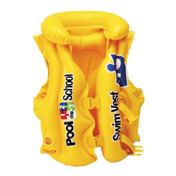 Надувной жилет Intex Pool School Step 2 (58660EU)