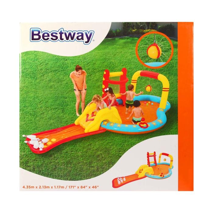 Игровой центр «Боулинг», с игрушками, 435*213*117 см,314 л., от 2+