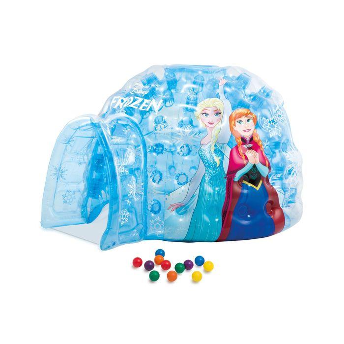 Игровой центр-иглу «Холодное сердце», 185х157х107 см, 3- 6 лет 48670NP INTEX