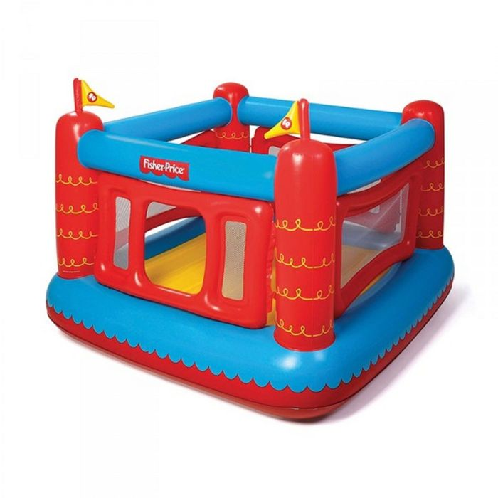 Батут надувной Fisher Price, 175 х 173 х 135 см, от 3 лет