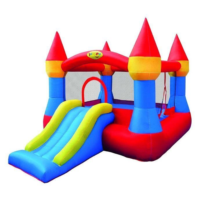 Батут надувной «Замок маленький»