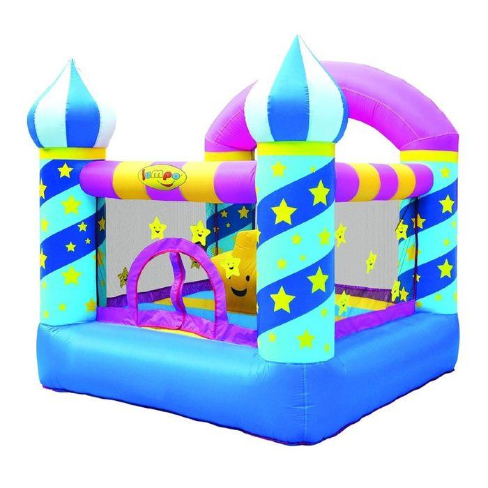 Батут надувной «Волшебный замок»
