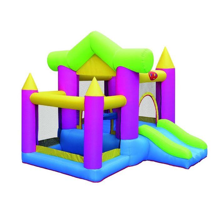 Батут надувной «Замок принцессы»