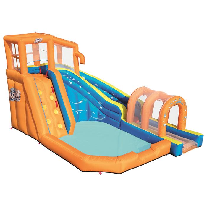 Аквапарк надувной 420х320х260 см, от 5-10 лет