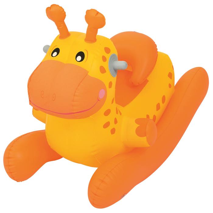 Игрушка-качалка надувная, 86*43*63 см, от 1-3 лет, цвет МИКС