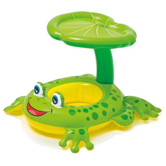 Надувная игрушка для плавания «Лягушка», от 1 года 56584NP INTEX