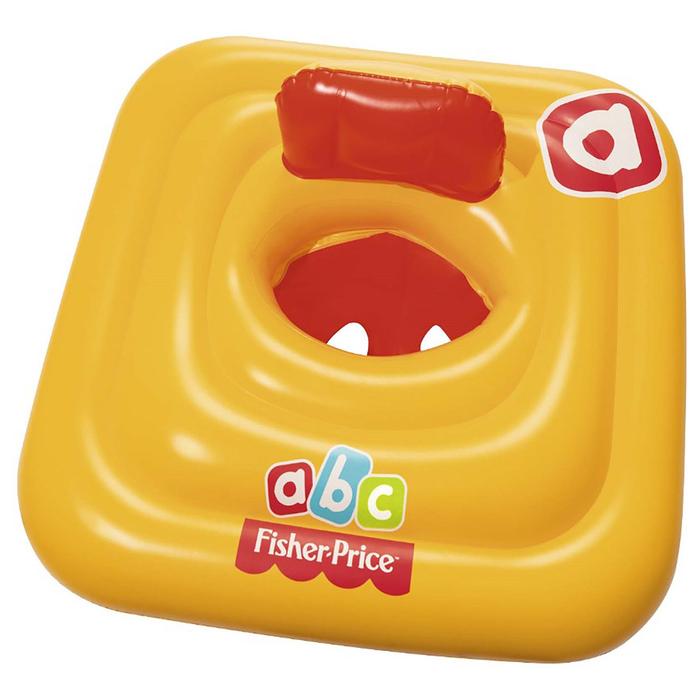 Круг для плавания Fisher Price c сиденьем, Swim Safe, ступ. A, 69*69см, от 0-1года (93519) 280922