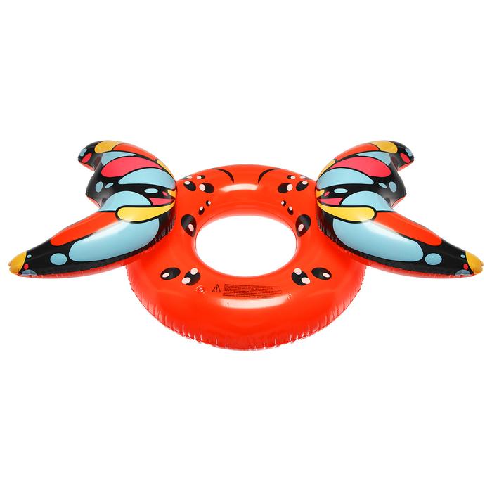 "Круг для плавания ""Бабочка"" 160х110 см"