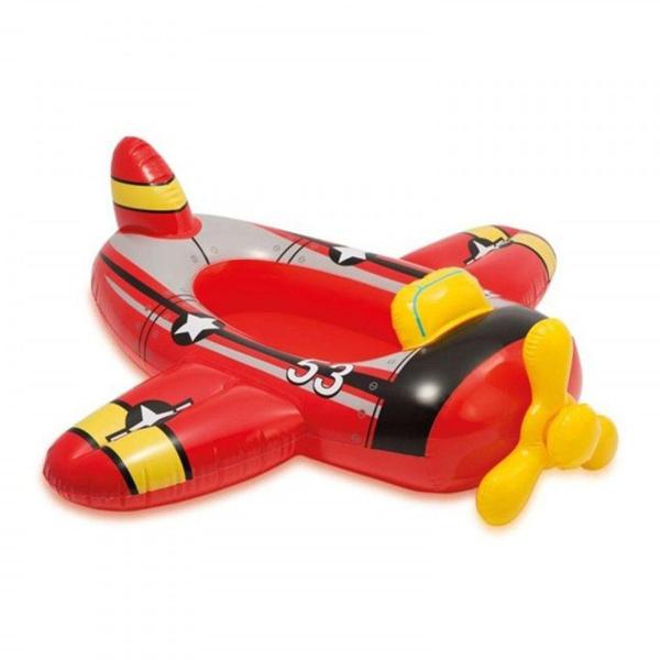 Надувная лодочка Intex Pool Cruisers Самолет (59380NP)
