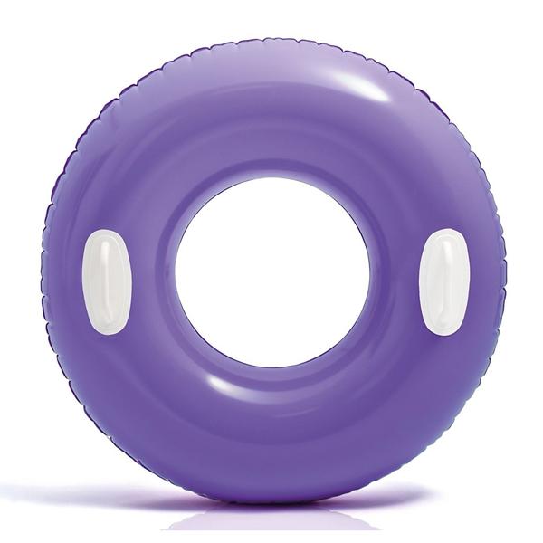 Круг надувной Intex Hi-Gloss Tubes 1 возраст 8+ (59258NP)