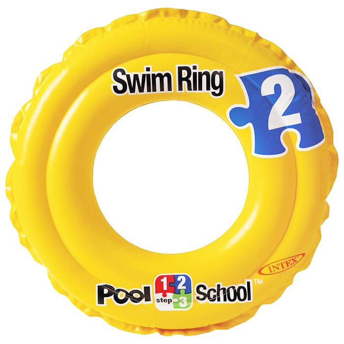 Круг для плавания «Школьник», d=51 см, от 3 лет 58231EU INTEX