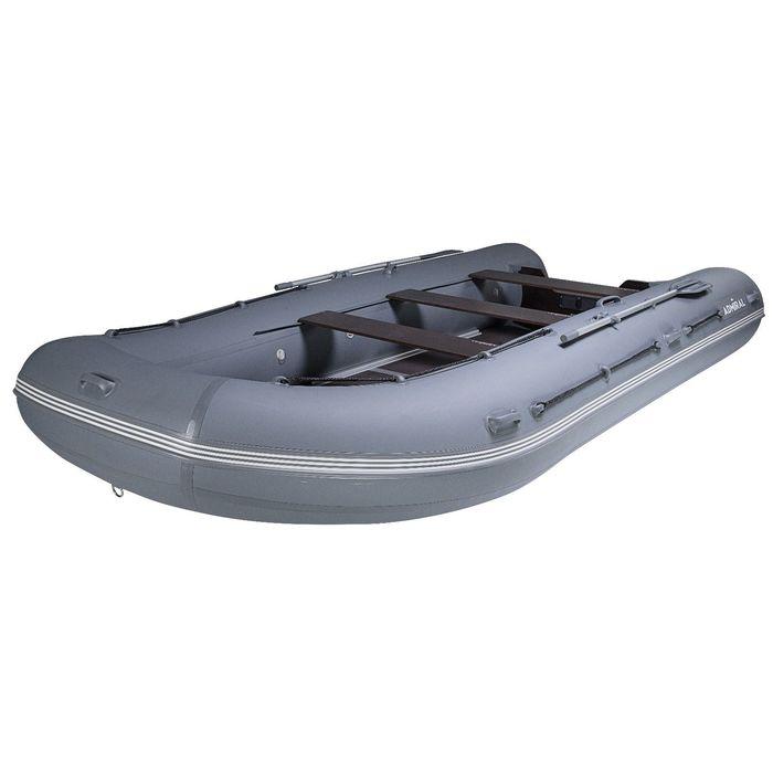 """Лодка моторная """"Адмирал-480"""",грузоп. 1700 кг, 10-ти местная"""