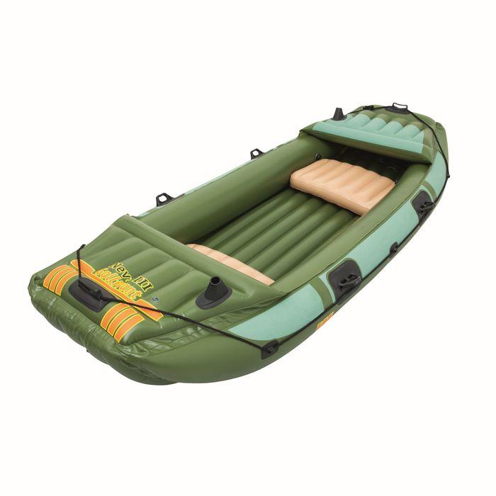 Надувная лодка 316х124 см без весел