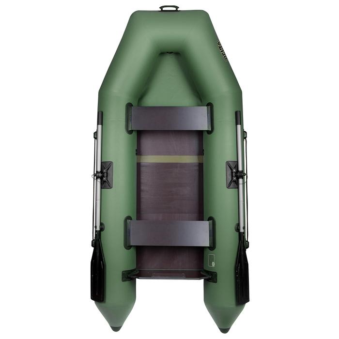 Лодка «Дельта-265» цвет зеленый