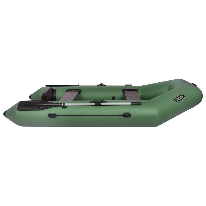 Лодка «Дельта-280» цвет зеленый