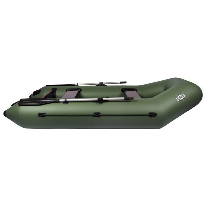 Лодка «Дельта-310» цвет зеленый