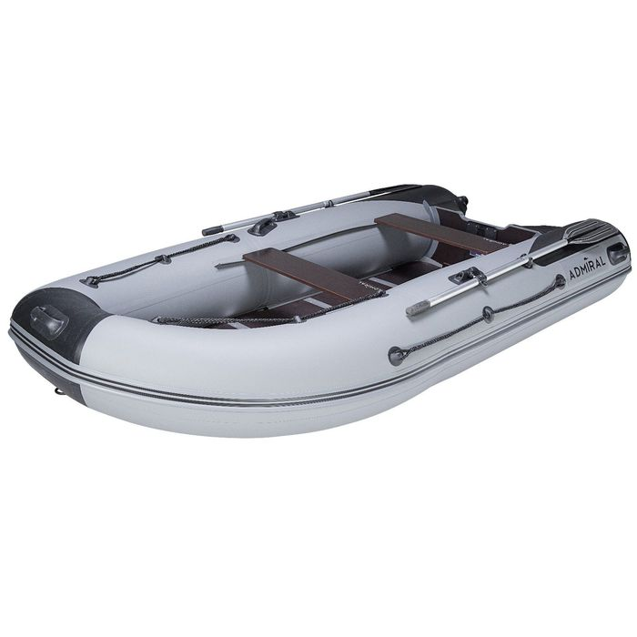 "Лодка моторная ""Адмирал-340 SL"" грузоп. 640 кг, 5-ти местная"