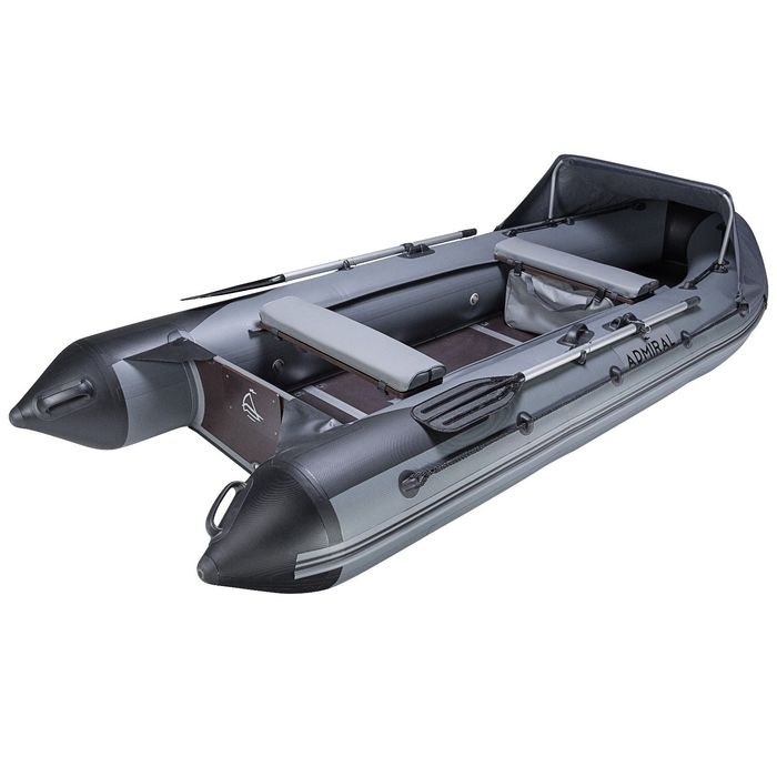 "Лодка моторная ""Адмирал-375 SL"",грузоп. 550 кг,4-х местная"