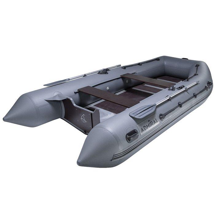 """Лодка моторная """"Адмирал-380"""",грузоп. 1000 кг, 7-ми местная"""