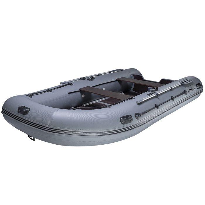 """Лодка моторная """"Адмирал-410"""",грузоп. 1050 кг, 7-ми местная"""