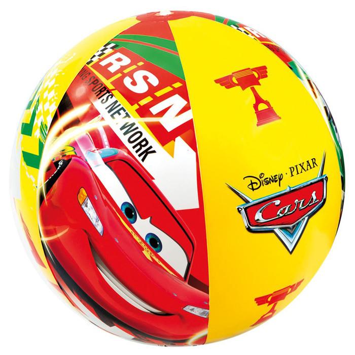 Мяч пляжный Intex «Тачки» (58053NP)