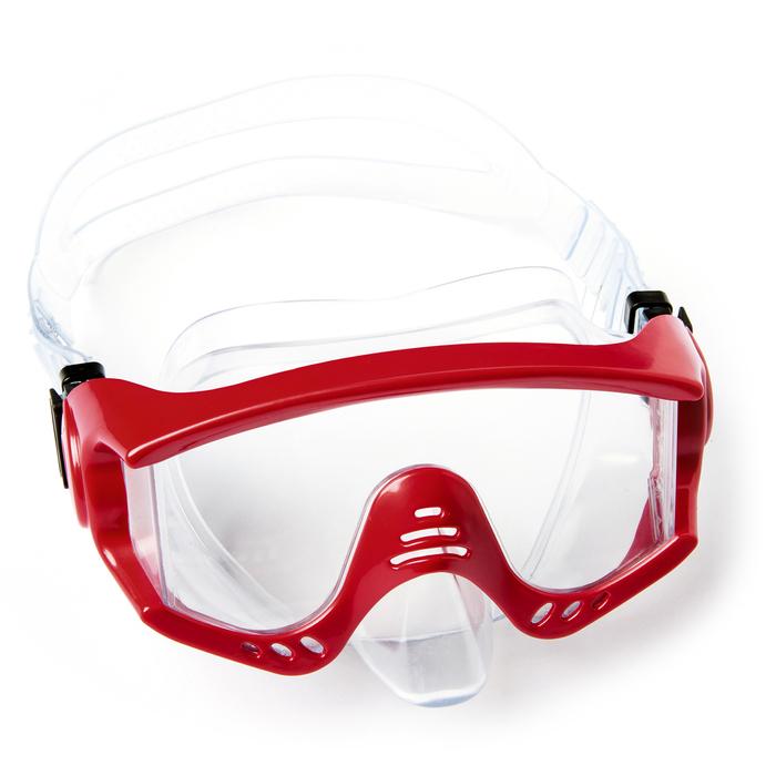 Маска для плавания Splash Tech, от 14 лет, цвет МИКС