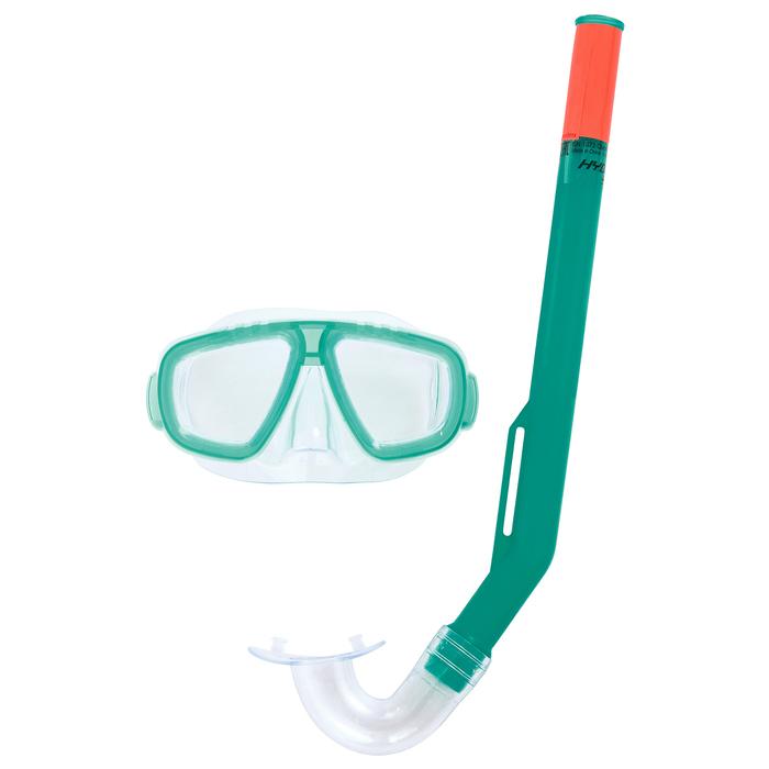 Набор для плавания Fun (маска, трубка) в ассортименте, от 3 лет (24018)