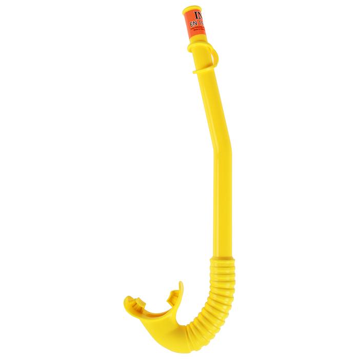 Трубка для плавания PLAY Hi-Flow, от 3 до 10 лет, микс INTEX