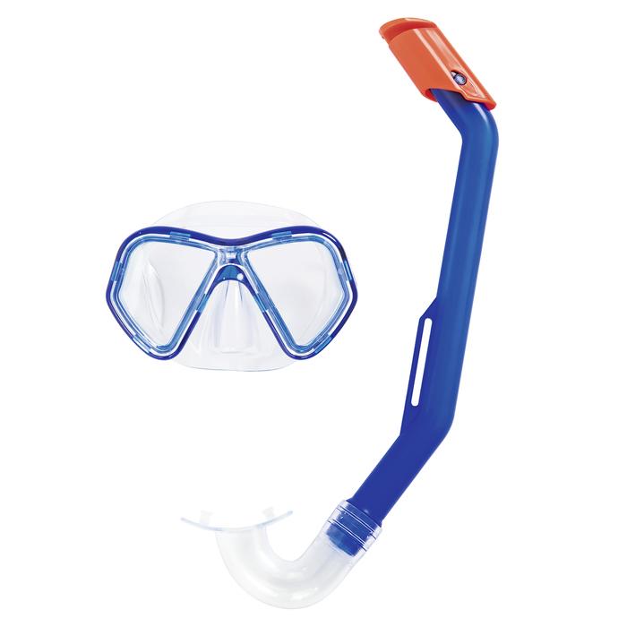 Набор для плавания Lil' Glider, (маска, трубка) в ассортименте, от 3 лет (24023)