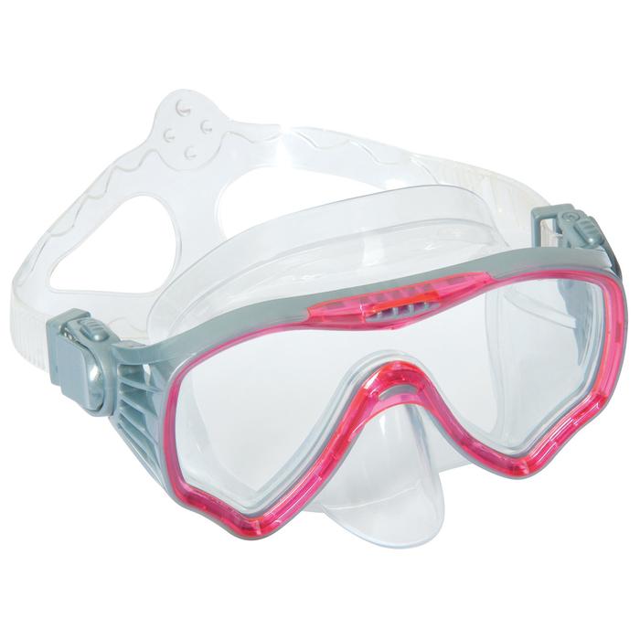 Маска для плавания Submira, для взрослых, цвет МИКС Bestway
