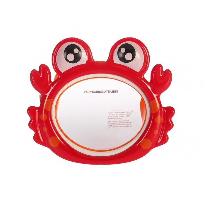 Маска для плавания «Морские животные», от 3-8 лет, цвет МИКС 55915 INTEX