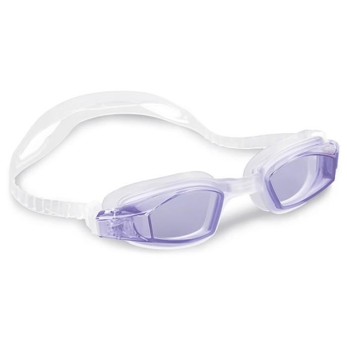 Очки для плавания FREE  STYLE SPORT от 8 лет, МИКС 55682
