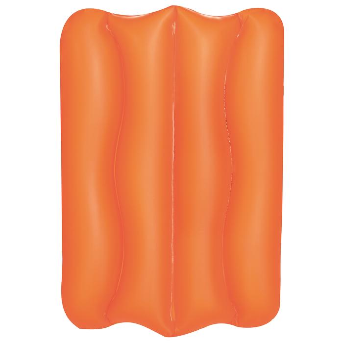 Подушка надувная в ассортименте 38х25х5 см (52127)