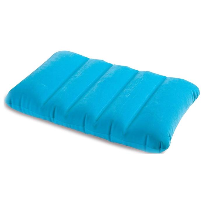 Универсальная цветная подушка, 43х28х9 см, МИКС 68676 INTEX