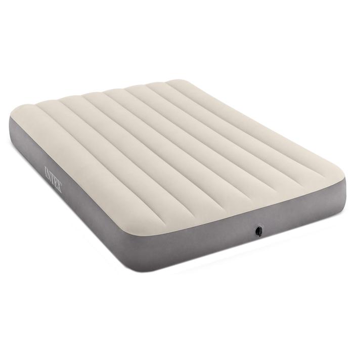 Кровать надувная Deluxe Full, 137х191х25 см INTEX