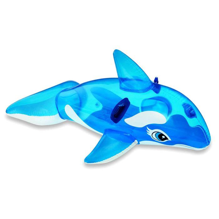 Игрушка для плавания «Кит», 152х114 см, от 3 лет 58523NP INTEX