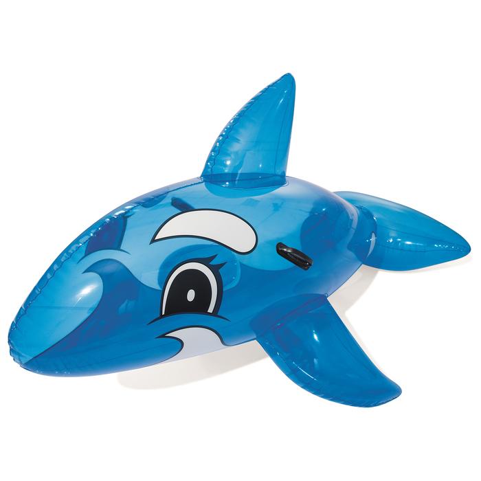 Игрушка надувная для плавания «Кит» в ассортименте 157х94 см, от 3 лет