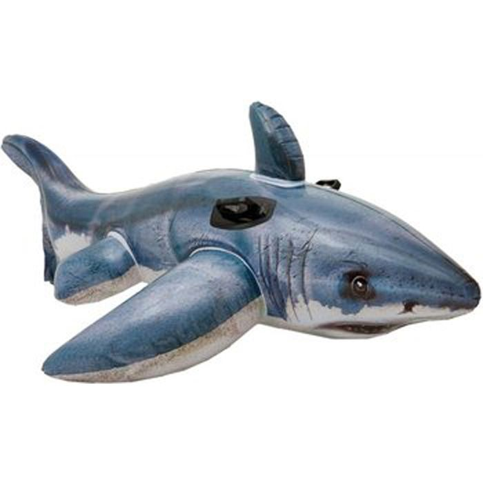 Надувная игрушка для плавания «Акула», 173х107 см, от 3 лет 57525NP INTEX