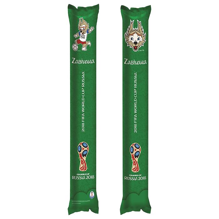Палки-стучалки Т11575 надувные 2 шт 60х10 см 2018 FIFA World Cup Russia™